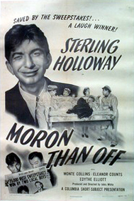 sterling holloway disney